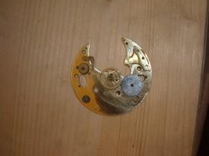 Steampunk Necklace - Freshly Glued